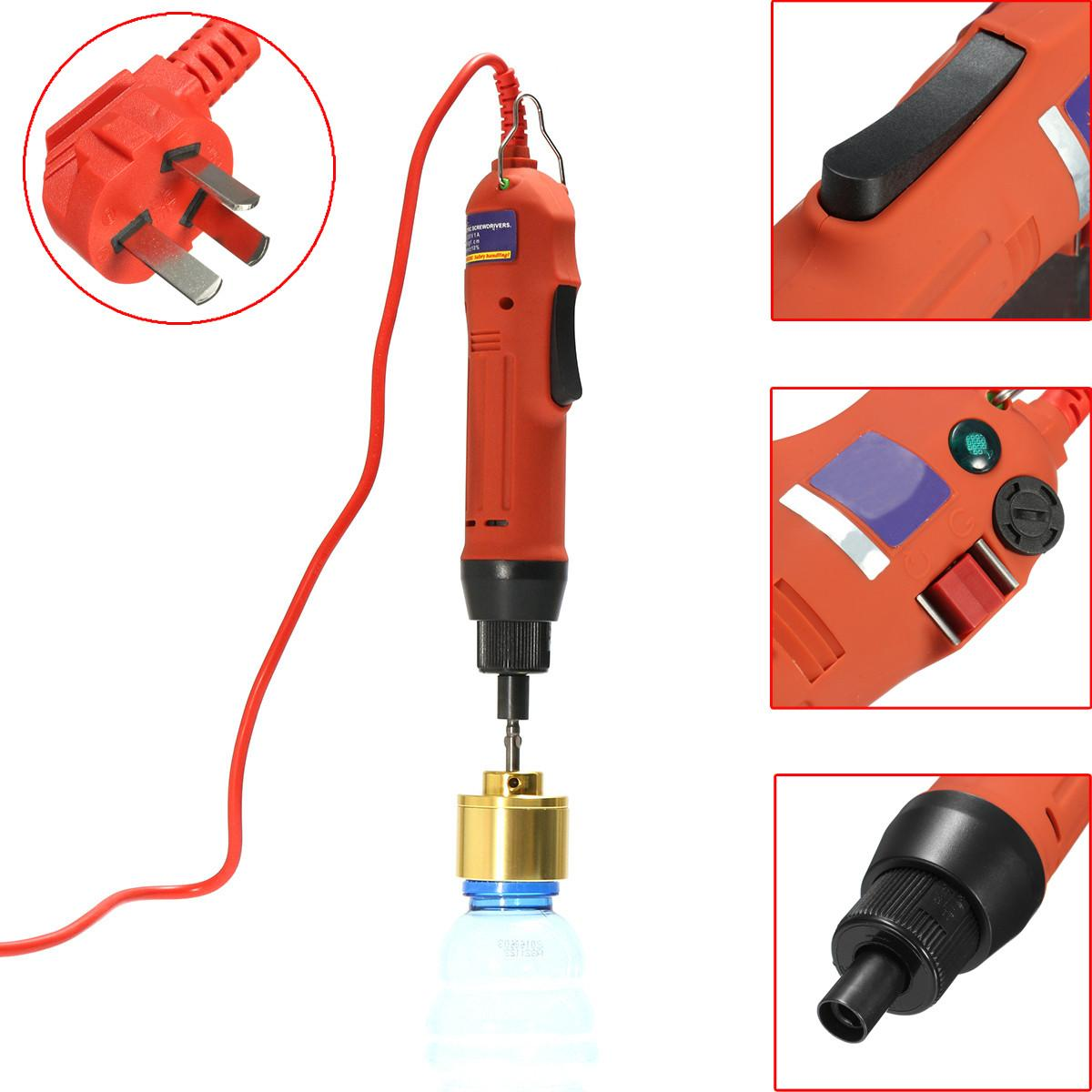 Manual de frete grátis Via DHL Semi Garrafa automática frasco de plástico elétrica Garrafa Capping Máquina Capper Cap Screwing Selagem