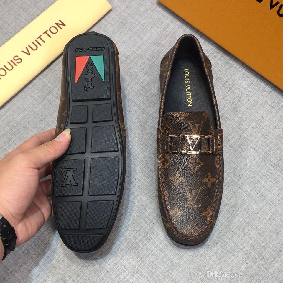 Best Italian Leather Man Loafers
