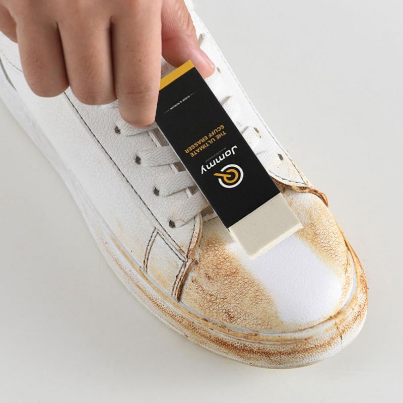 Обувь для очистки Eraser замша кисти Кожа для чистки обуви для ухода за обувью ногтей для Матовая кожа овчины кроссовки новый