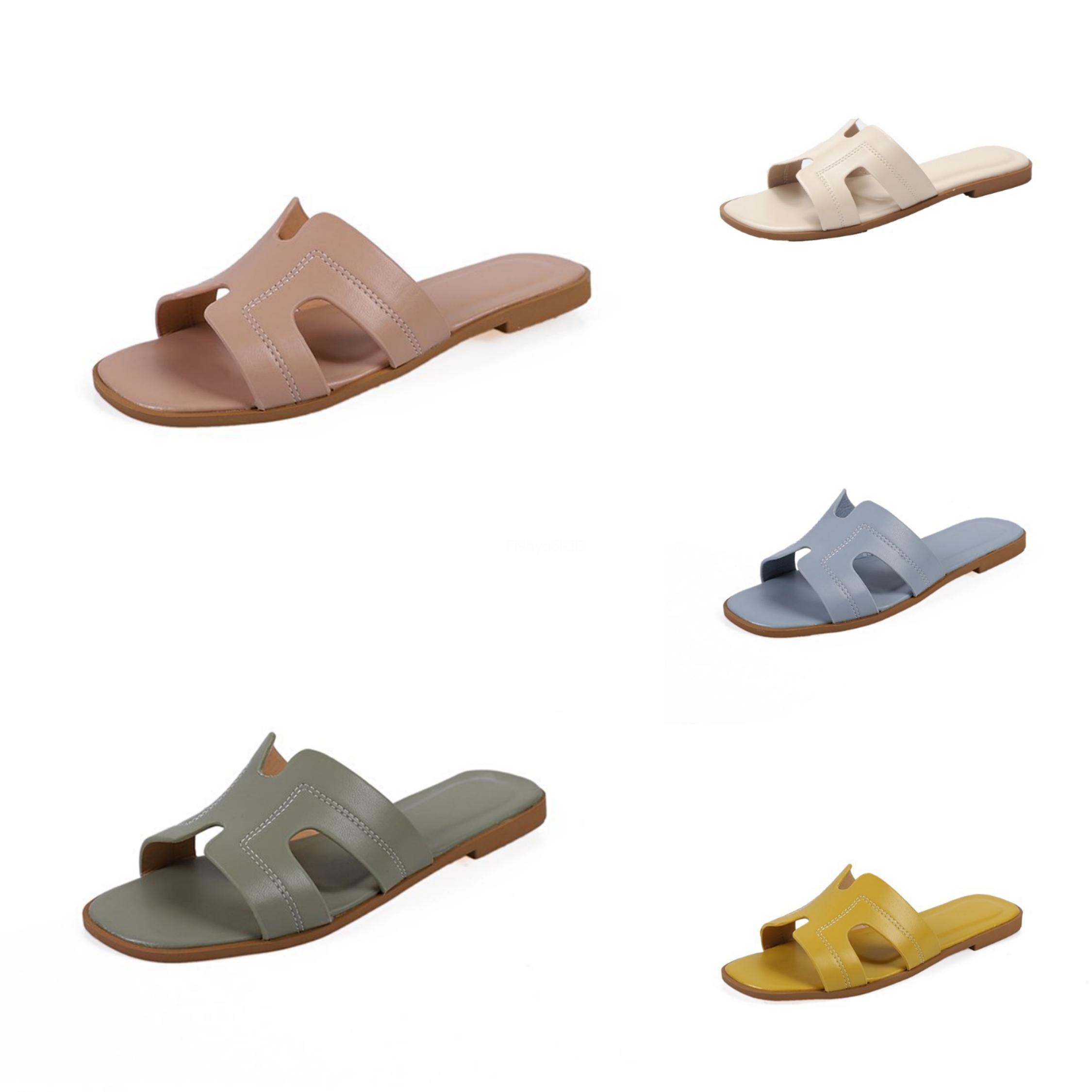Zapatos de tacón de color beige Zapatillas mujeres de la manera 2020 talones de Verano Negro Perla estilete mujeres de solaz Bloque H Rhinestone # 397
