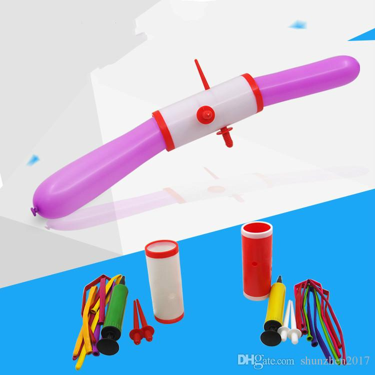 Novelty Sword Wearing Balloon Stage Close-up Magic Props Children's Educational Toys Gifts