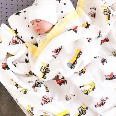 A 70٪ من الخيزران الطفل قماط طفل الجودة الشاش بطانية أفضل من عدن أنيس متعدد الاستخدامات كبيرة الرضع حفاضات غطاء التفاف