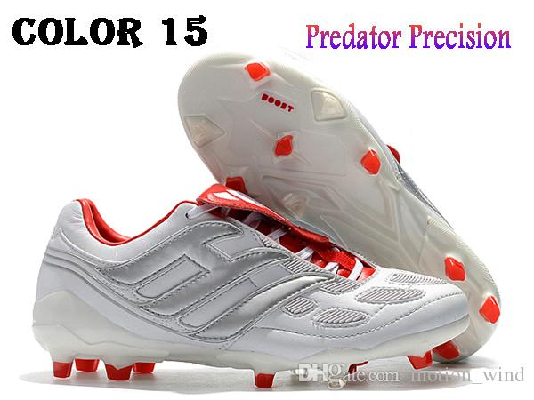 692f00409ac6 2019 Mens Football Boots Predator Accelerator FG TR ZINÉDINE ZIDANE Soccer  Cleats Predator Precision IC TF X DAVID BECKHAM Soccer Shoes From  Motion_wind, ...