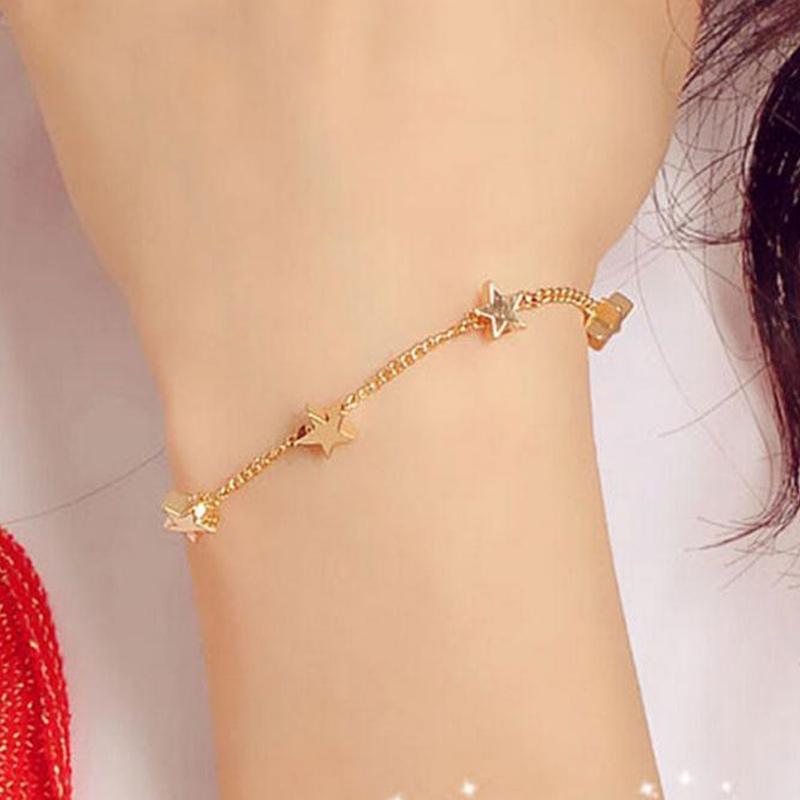 2020 Cadena Nueva real señoras de las mujeres oro de la manera pulsera de acero inoxidable reloj pulsera elegante G Relogio