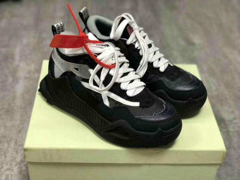 Мода новые мужские и женские дизайнерские туфли негабаритные обувь легкая резиновая подошва 3D случайные большого размера обуви 35-45