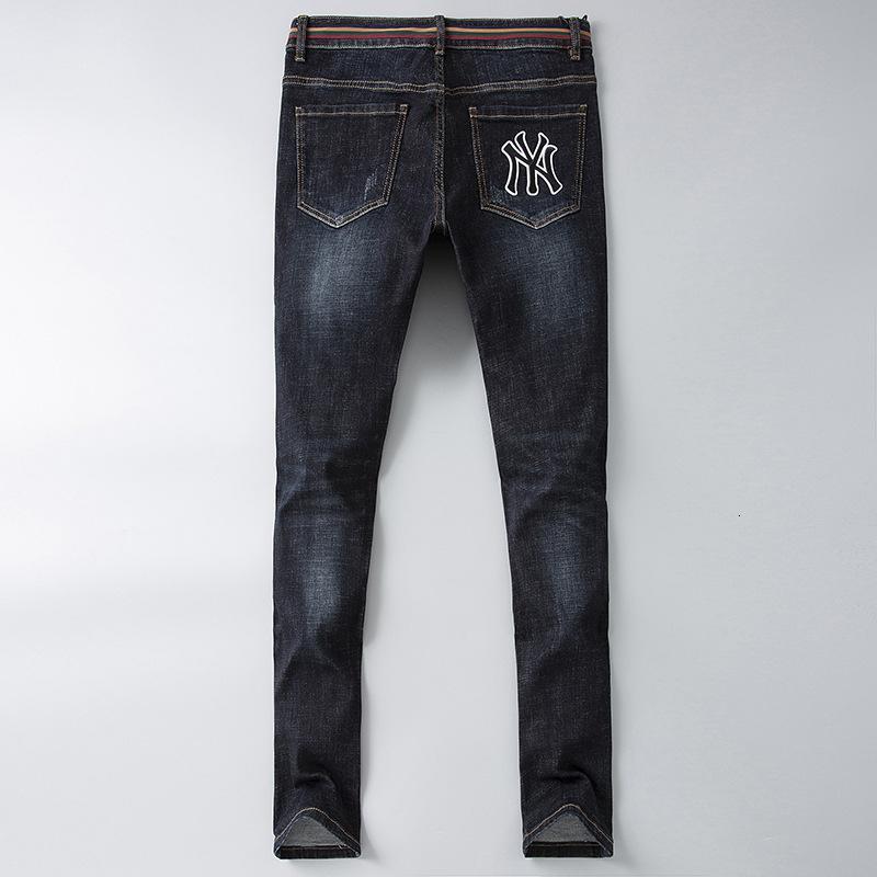 Usar Homens de Moda de Nova Chegada Original Design Homens Jeans qualidade perfeita Calças Hetero soltar e calças confortáveis