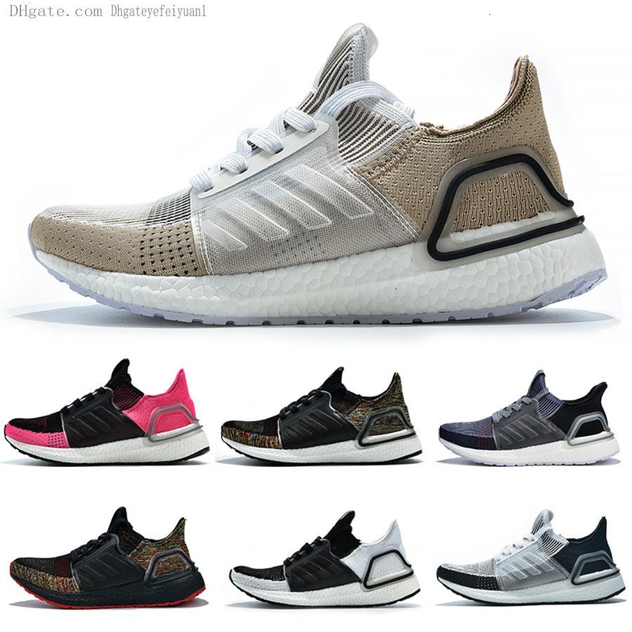 2019 de alta qualidade UltraB00ST 19 3,0 4,0 Running Shoes Homens Mulheres Ultra B00ST 5.0 é executado Branco Preto Atlético Designer Sneakers Tamanho 36-47