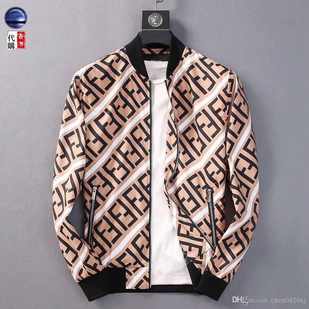 Ücretsiz Kargo Yeni 2019 İlkbahar Ve Sonbahar Dönemi Ve Moda Eğlence Ceket Ceketler Menswear016 Için Çift Ceket