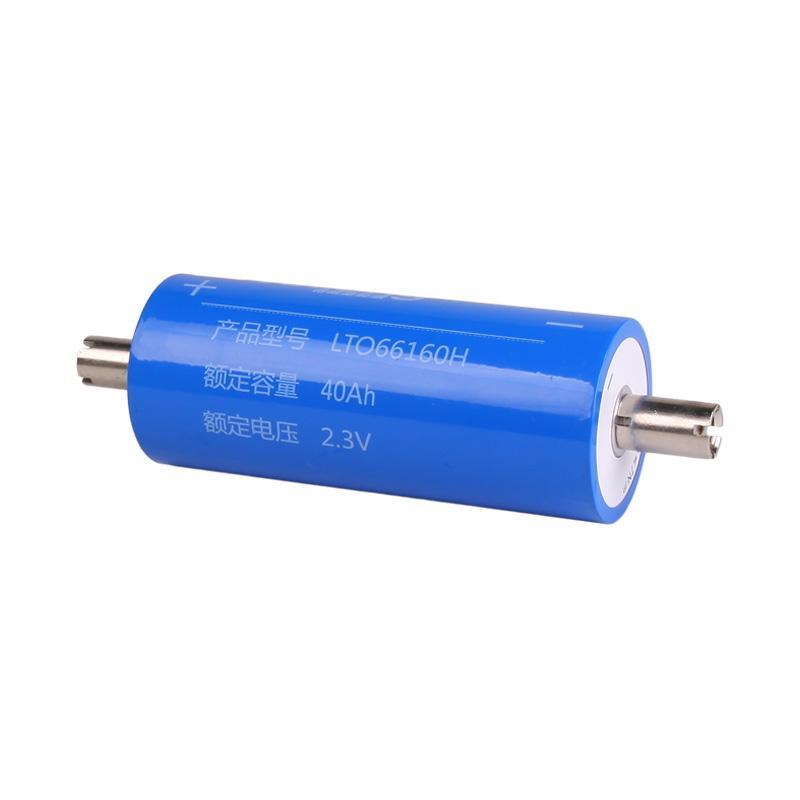 30ah 35Ah 40ah Lithium Titanate батарея LTO 66160H 2,3 В для Yinlong