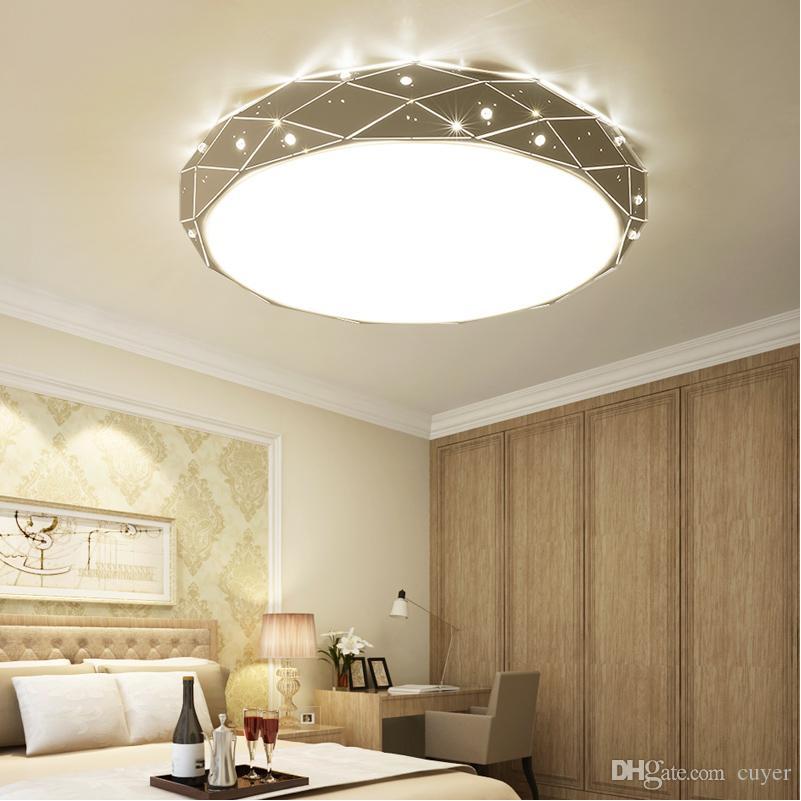 2019 Modern LED Ceiling Lights Living Room Lamps Nordic Lustre Bedroom  Ceiling Lighting Home Indoor Fixtures Children Room Luminaires From Cuyer,  ...