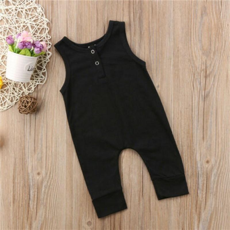2020 Bébés filles garçons Romper Jumpsuit Sarouel Vêtements Tenues Pantalons
