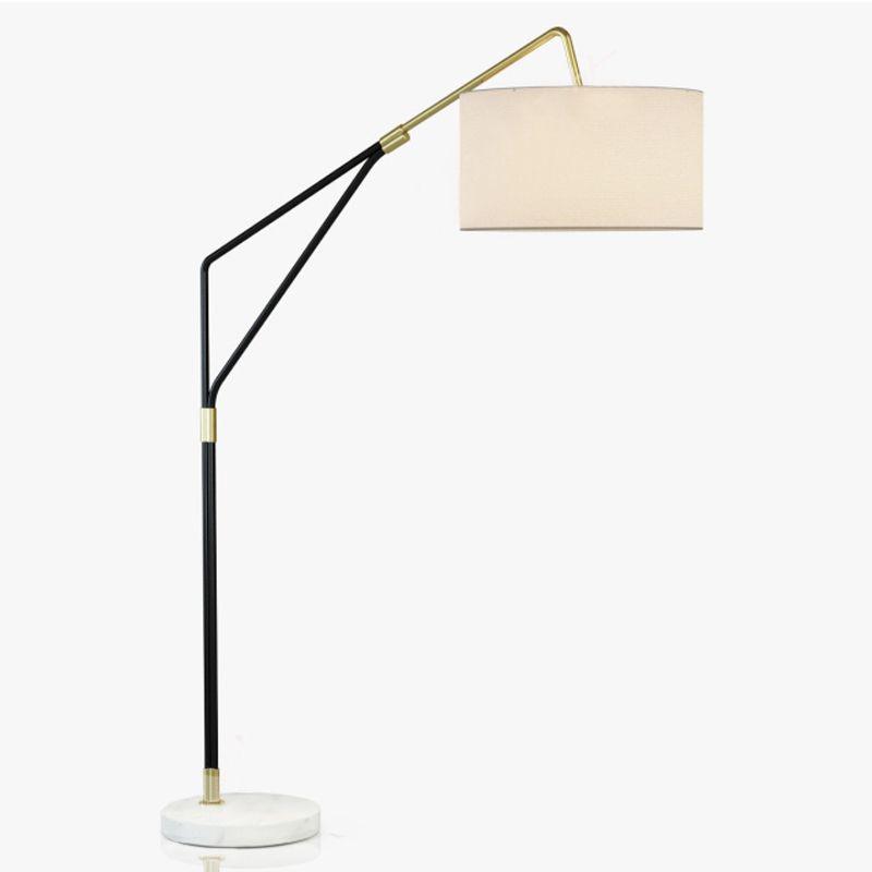 2020 Nordic Led Marble Floor Lamps Bedroom Living Room Restaurant