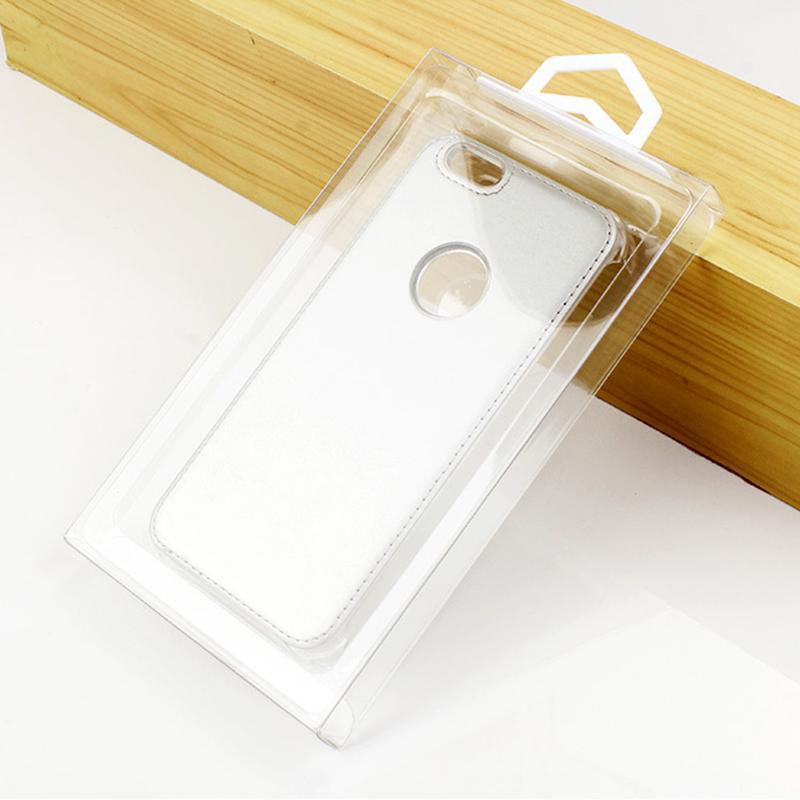 300PCS Qualitäts-Telefon-Kasten-Verpackung Box PVC Voll farblos Verpackung für iPhone 11 pro max Samsung S11 Lite Anmerkung 10 Phone Case