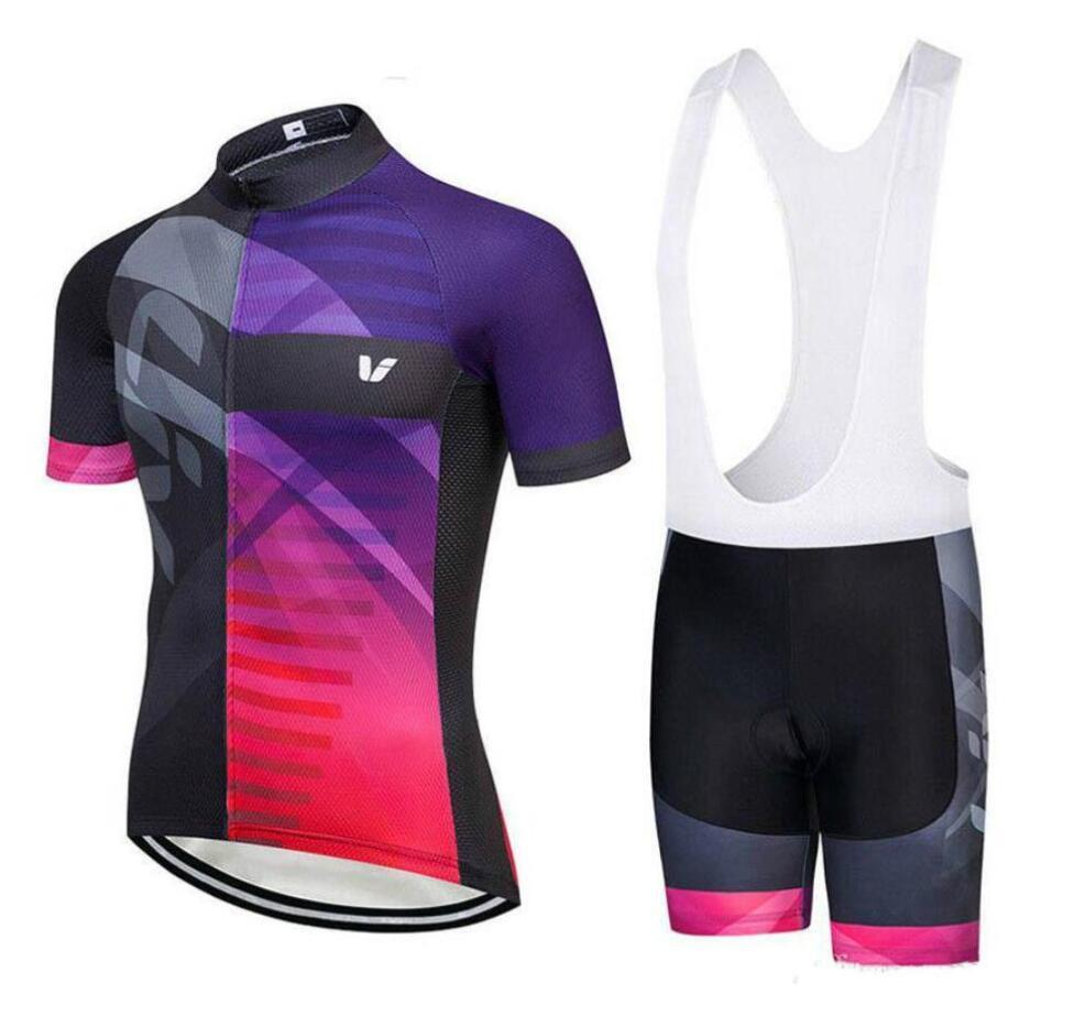 Liv 2019 Pro team cycling jersey set Outdoor sport MTB bicycle Wear shirts Maillot Ciclismo Women Quick Dry bike cycle clothing zefengst
