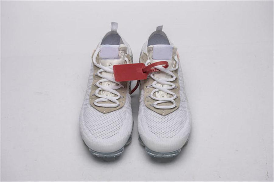 Con caja 2.0 zapatos para hombre OFF OFF West VPM Designer FK Zapatos de ocio Negro Blanco Casual Zapatillas transpirables US 5.5-11