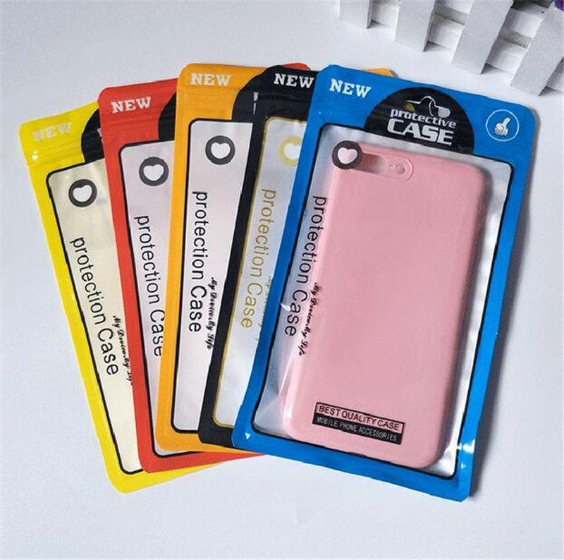 12 * USB Kablosu 1000pcs / lot için Fermuar Paketi Aksesuarları PVC Perakende Kutular Kolları Ambalaj 21cm Şeffaf Plastik Poly Poşet OPP