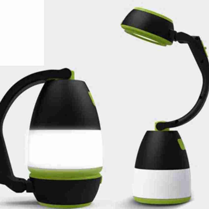 Lampes de table multifonction 3 en 1 LED Tente Lampe Camping Lumière d'urgence Accueil USB rechargeable Lanterns Portable ZZA2336