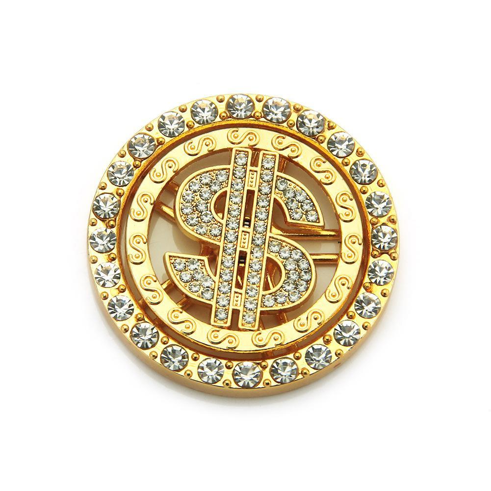 HXC Taobao DIY course temps shell téléphone mobile peut accessoires rotate dollar hip-hop personnalisé Diamond accessoires de téléphonie mobile