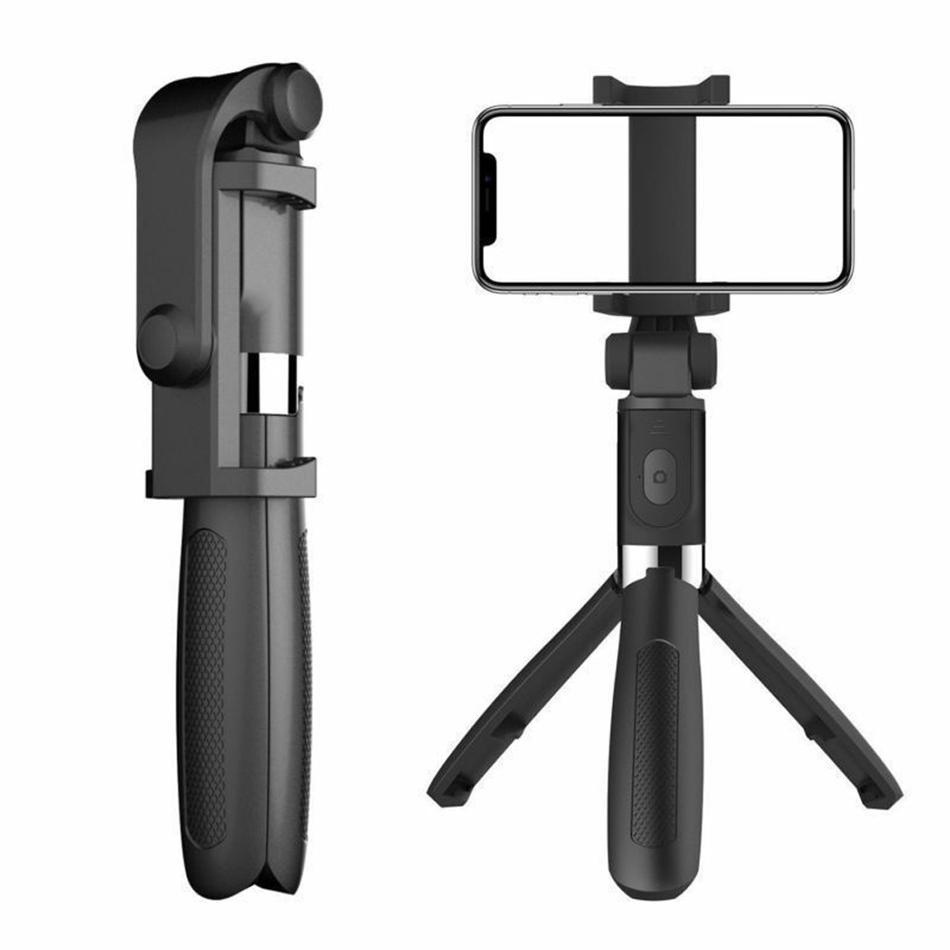 2020 neue drahtlose Bluetooth Selfie Stock-Stativ mit Fernauslöser faltbare Stative Einbeinstative allgemeinhin für iPhone und Android Phones