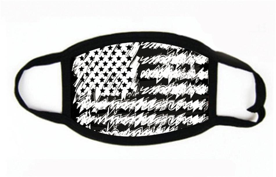 Em armazém reutilizável lavável Pano Máscara Facial pacote individual Designer Impresso Máscaras crianças Máscaras frete grátis # 547