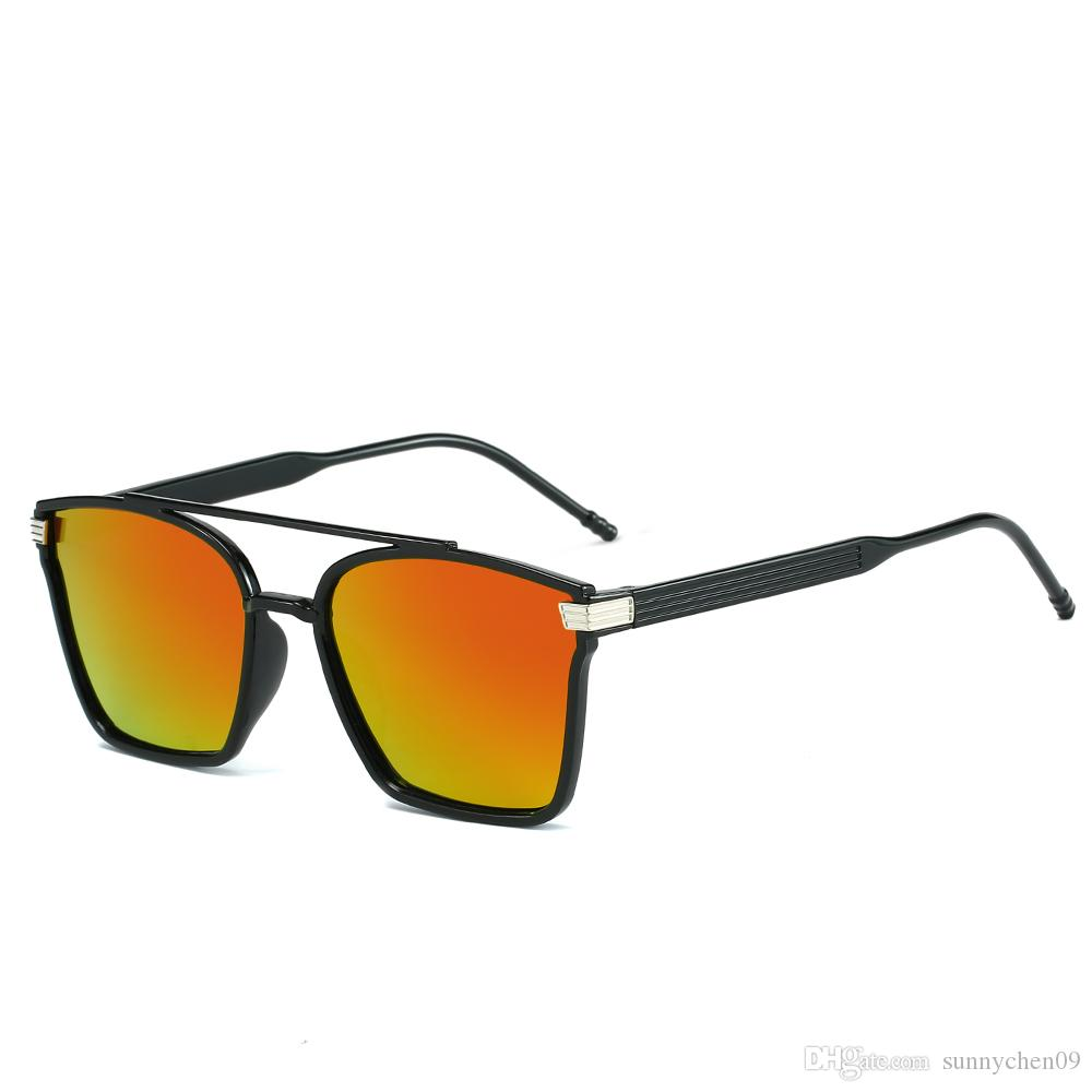 Polarized Outdoor Style Sunglasses Men Sport Driving Glasses Mens Fashion Shades