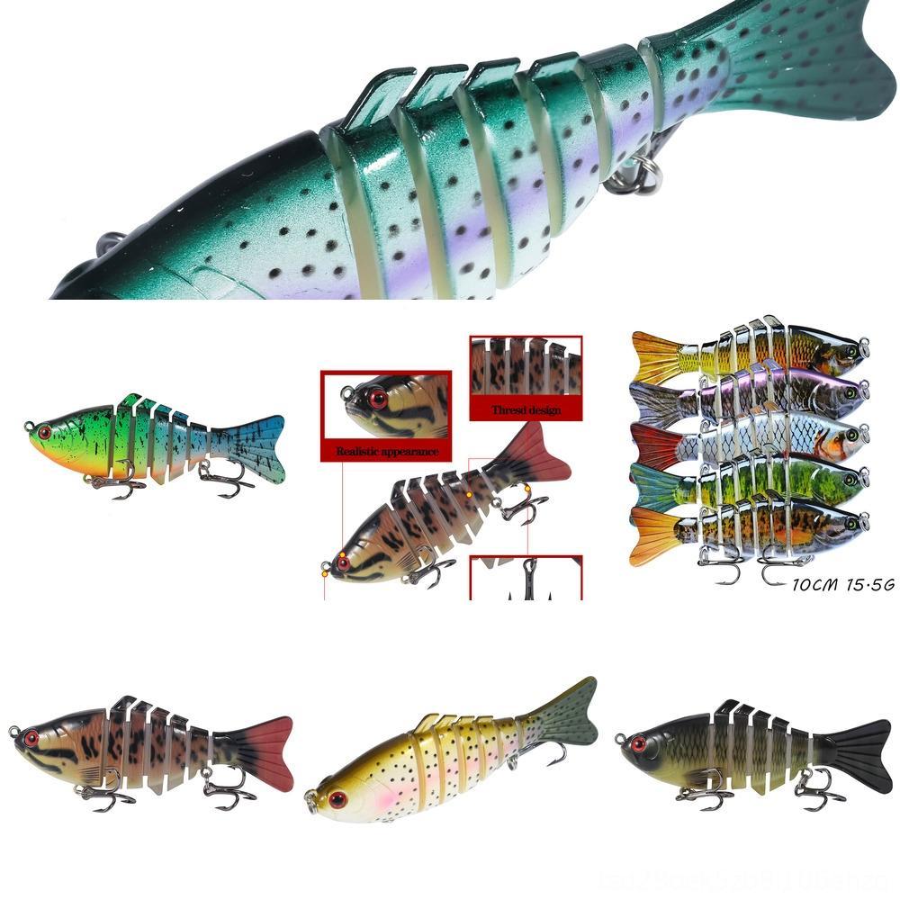 WHJmH Pesca gancho chumbo-cabeça macio isca conjunto Luya conjunto combinação de armadilha para insectos de cauda dupla conjunto faisão