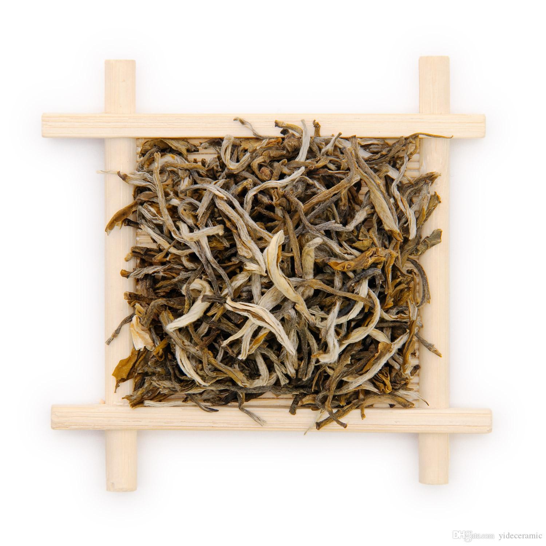 Premium Organic Chinese Jasmine Green Tea Mo Li Yin Hao Loose Leaf China Jasmine Silver Buds Green Tea Mo Li Bai Hao