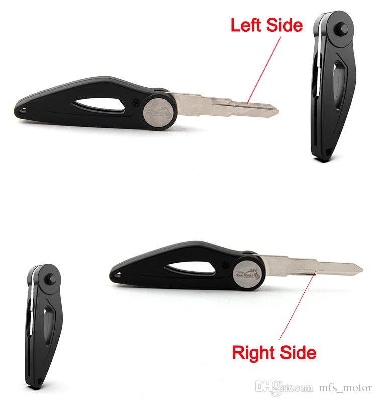 SUITABLE KEY BLANK for SUZUKI MOTORCYCLES