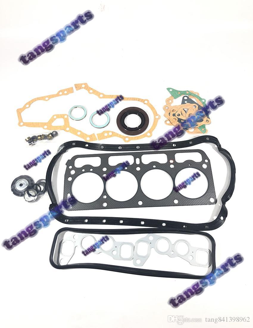 5K moteur kit Joint pour TOYOTA chargeur pelle camion poubelle tracteur chariot pièces kit moteur diesel