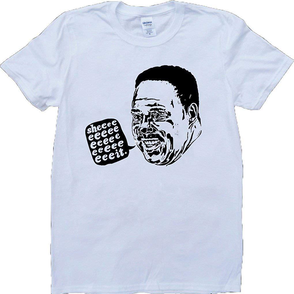 The Wire Ton Davis Kurzarmshirt mit rundem Ausschnitt nach Maß T-Shirt