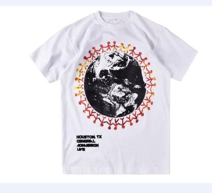 Mens Luxury Designer T Shirt MenHOT manga curta Tubarão Imprimir T Shirt Designer Mulheres Camisa Masculina Camiseta