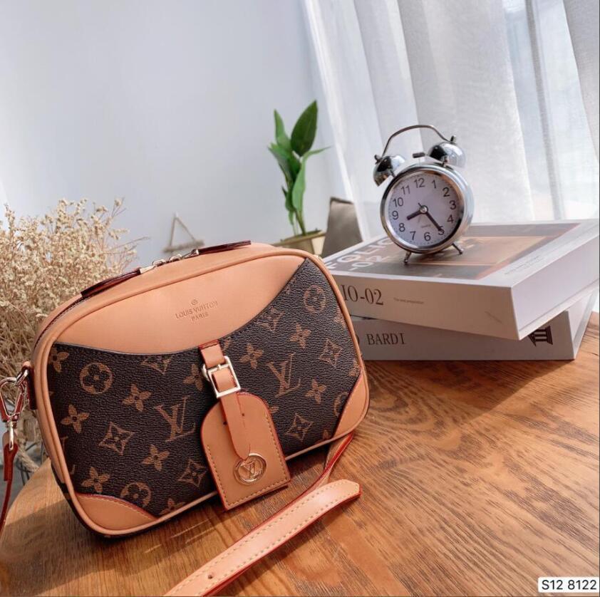 Kadın desgner Çanta Çanta Tasarımcı Çantalar için 2020 Yeni Moda Kadın Deri Çanta Crossbody Çanta Ve Çanta torbaları çanta cüzdan T038