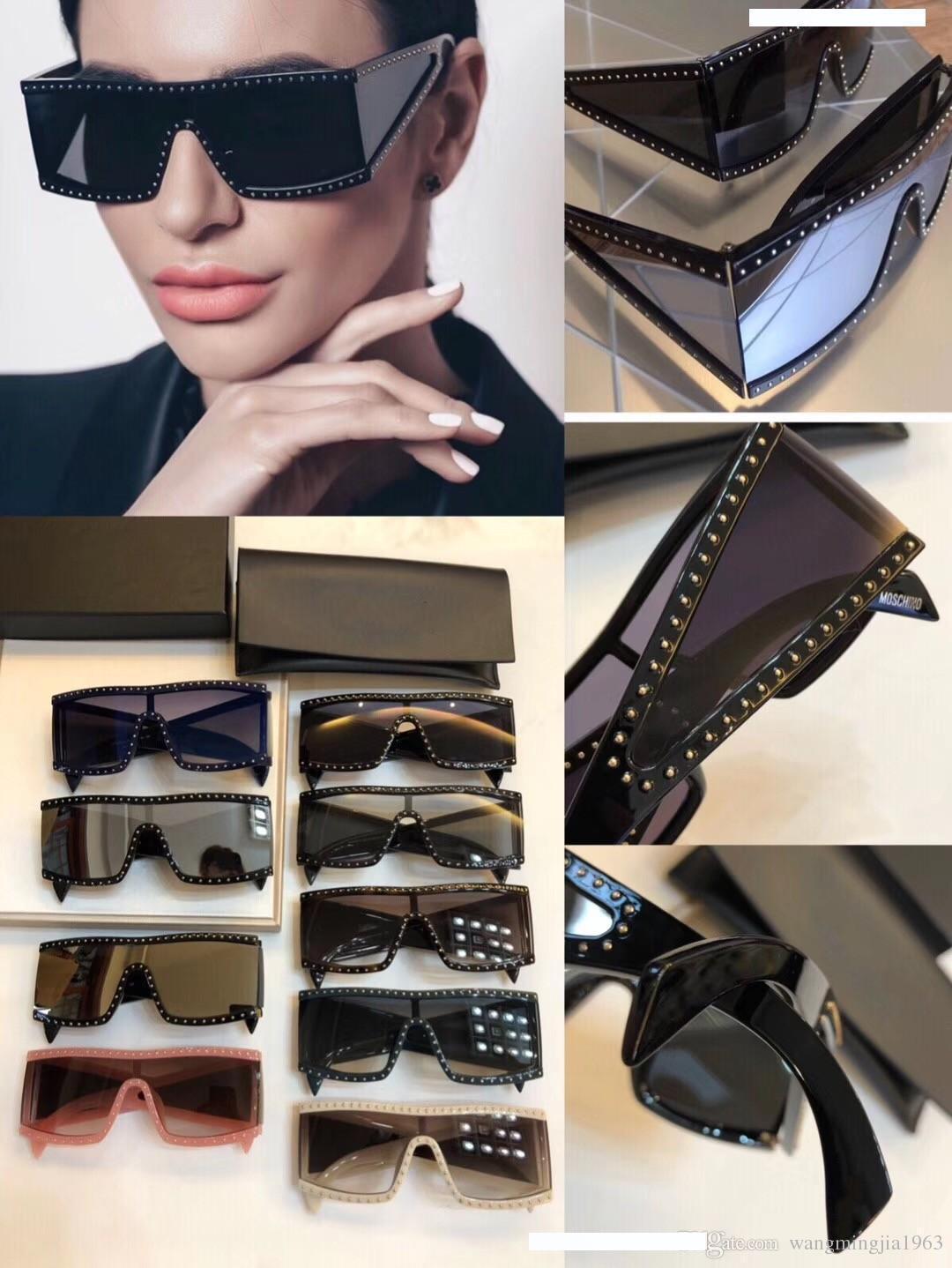 lunettes de soleil pour hommes lunettes de soleil pour femmes hommes Lunettes de soleil femmes mens concepteur lunettes de soleil pour hommes oculos de MOS004
