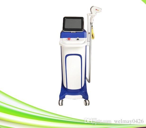 la máquina más nueva del retiro del pelo del laser del diodo 808 la máquina más nueva del retiro del pelo del laser del diodo 808nm