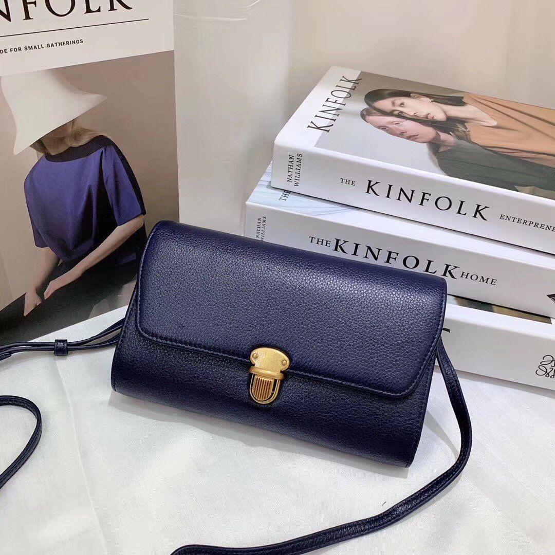 HBP 2020 Tiefblau Designer Brieftasche Klassische Luxuszubehör Stoff PR Mini Tote Umhängetasche Höchste Qualität Tote Kostenloser Versand