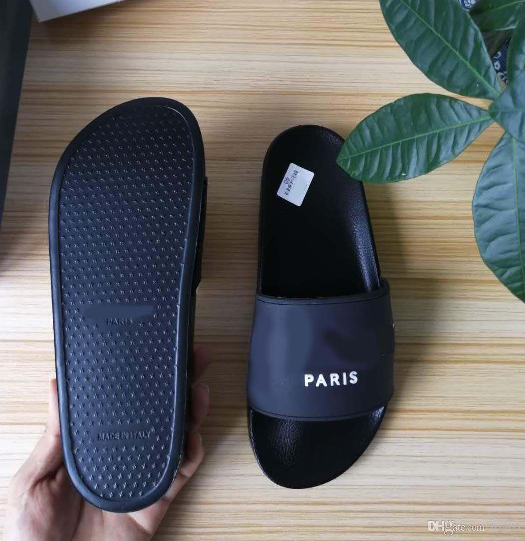 2019 marke hausschuhe qualität sandalen designer schuhe rutschen flip flops mann frau faulenzer huaraches turnschuhe trainer laufschuhe g22