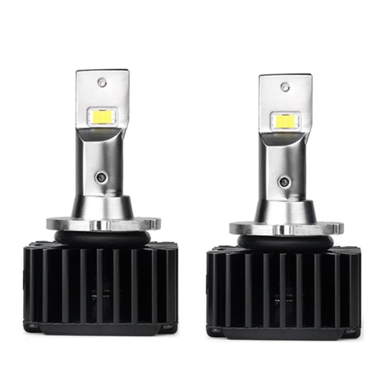 D1S أدى المصابيح d2s d3s d4s d5s d5s d8s led سيارة المصباح 6000k canbus 35 واط d1r d2r d3r d4r d8r d8r الصمام مصباح المصباح تحويل عدة