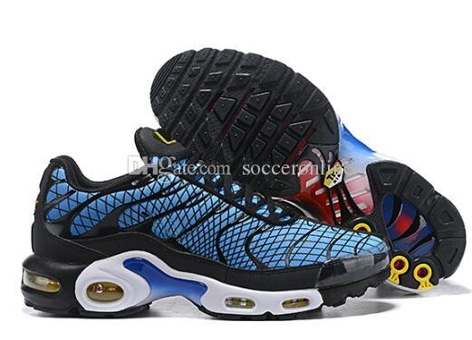 Plus Sports Double cheap Running Shoes,Footwear men one printed and one jewel,TN PLUS PRM Shoes,mens Black Over cheap Training Sneakers