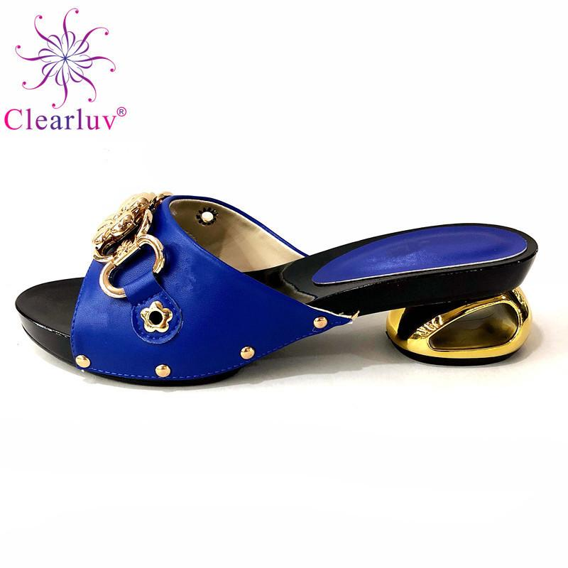 Italian Nigerian Party Shoes Without