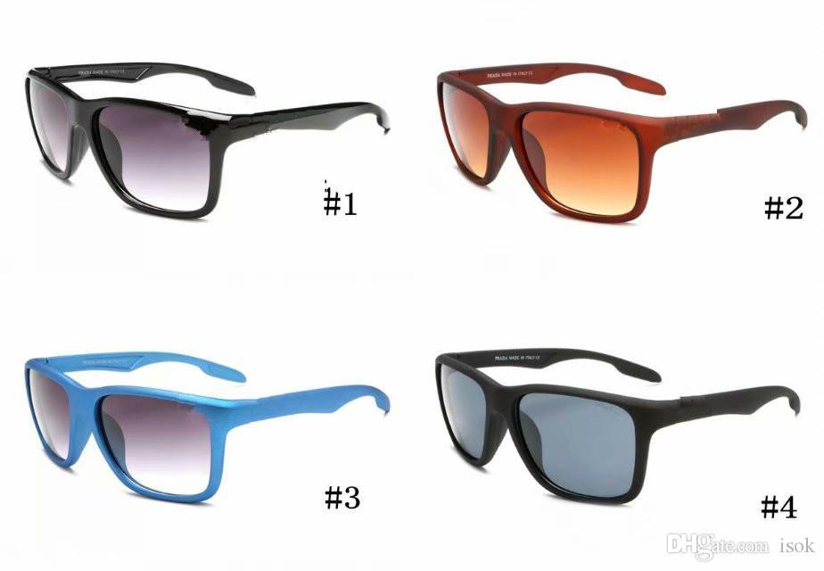 MOQ = 10pcs, 1725 선글라스 남성 최고 럭셔리 좋은 품질의 클래식 인기 고글 안경 패션 디자이너 스포츠 선글라스