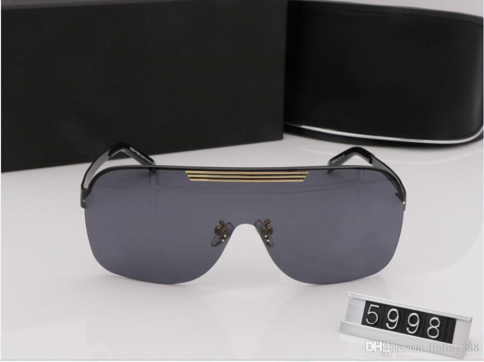 дизайнерские солнцезащитные очки класса люкс UV 400 дизайнерские солнцезащитные очки для мужчин шоу моделей молодых модельеров очки des lunettes de soleil