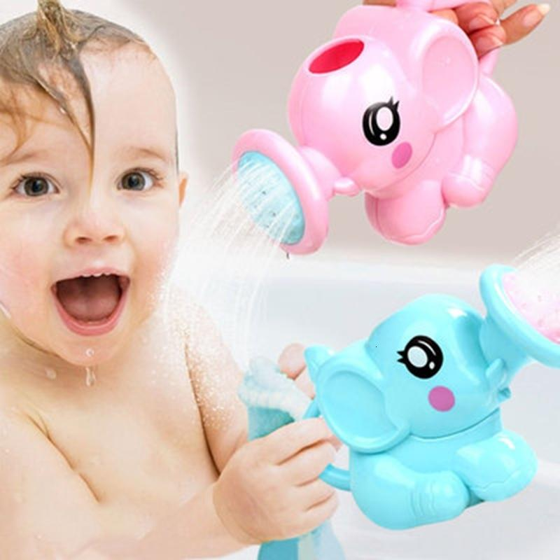 Watering Elephant Cute Pot Small Baby Bath Toy Beach Play Sand Tool Beach/Sand toys Pools Water Fun Christmas Gifts