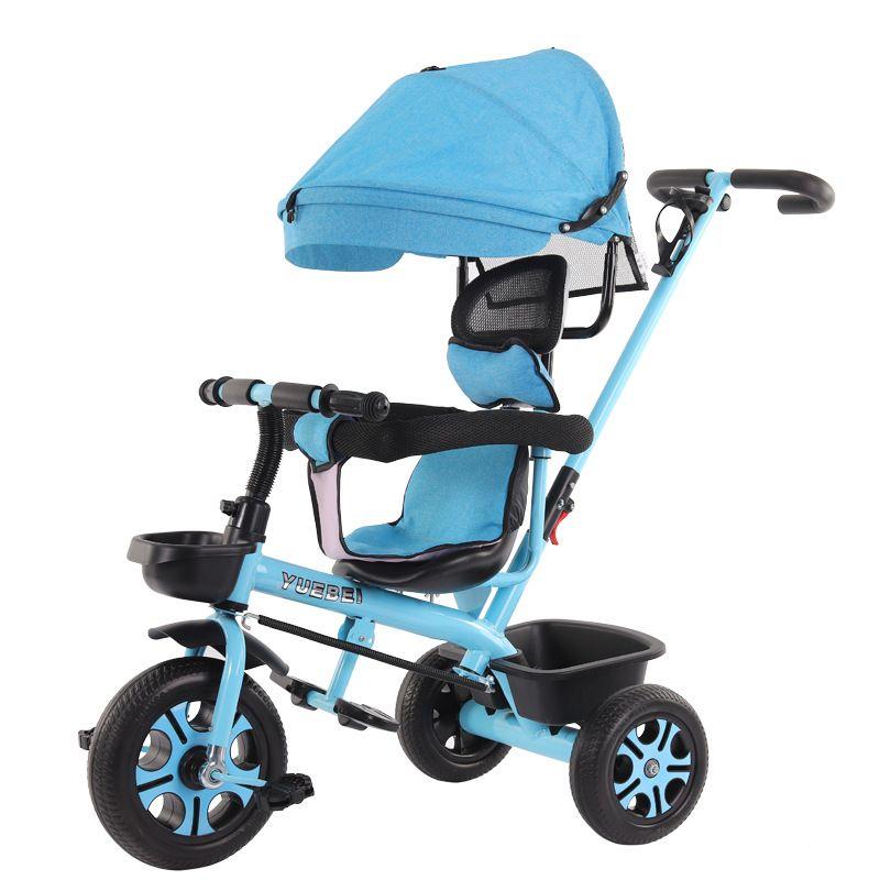 عربة طفل الأطفال دراجة ثلاثية العجلات طفل دراجة طفل عربة دراجة ثلاثية العجلات 1-3-5 الأطفال