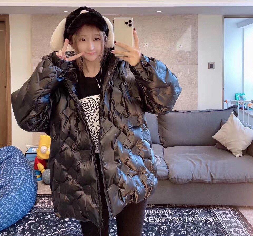 Yeni kadın giyim ceket Casual kış mont Boyut S-L ücretsiz nakliye womens Womens @ 112794