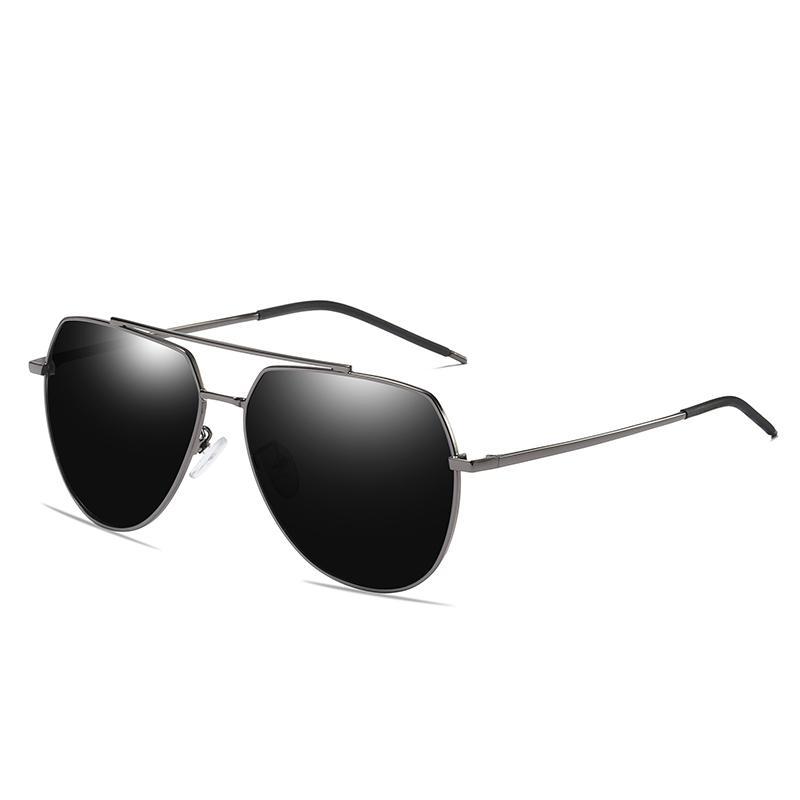 Pilot und das Vereinigte EUROPE POLARISIERTE MÄNNER POLARISIERTE DEPROLES FAHREN GLÄTES Designer Sonnenbrille Staaten Polarisierte Marke Sonnenbrille Sonnenbrillen GQVA
