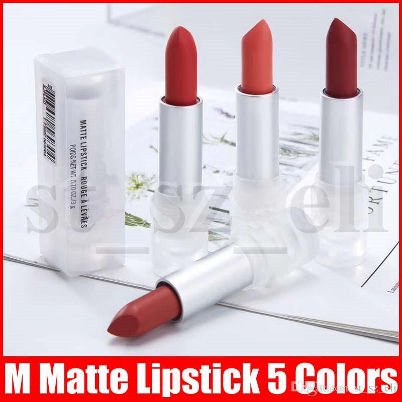 M Lip Makeup Lipsticks Yash Matte Lipstick Loud Clear Sugar Dada Baroque The lnternet Sugar Sweet Cameo Fleur D'Coral
