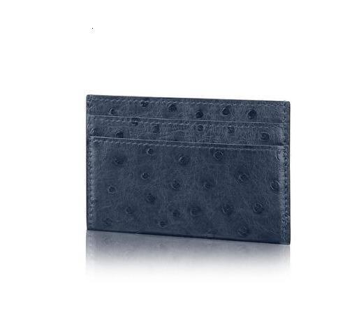 Porte c Cartes doble N92990 hombres de la correa de cuero exóticos Bolsas Bolsas Bolsas icónicas Embragues cartera monedero de las carpetas