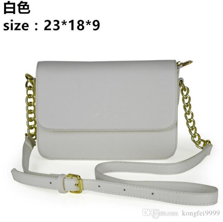 Heißer verkauf frauen mode designer marke boston leder handtasche handtasche kette umhängetasche umhängetasche