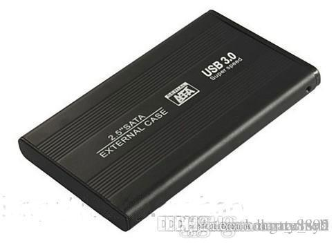 "S5Q 2.5 ""SATA TO USB 3.0 محرك الأقراص الصلبة Caddy HDD خارجي حالة القرص الصلب العلبة الخارجية"