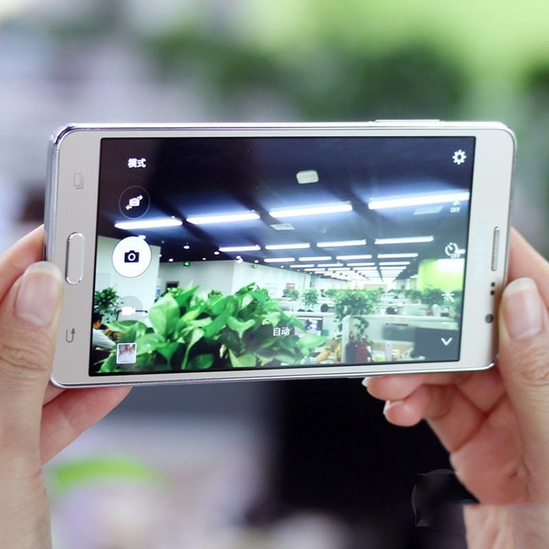 Reformiert Original Samsung Galaxy ON7 G6000 Handy entsperrt Quad Core 16GB 5,5 Zoll 13MP Dual-SIM-4G LTE 1PCS